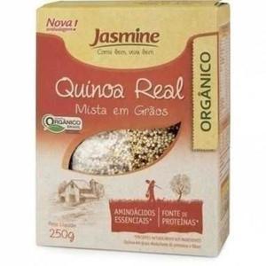Quinoa Real JASMINE Mista 250g