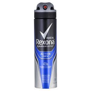 Desodorante Aerosol 150ml Rexona Masculino Active
