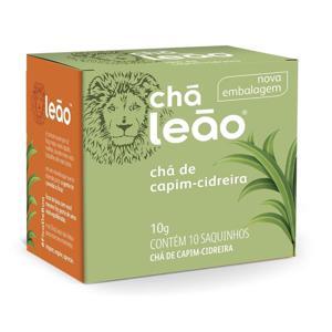Chá de Capim-Cidreira LEÃO 10un