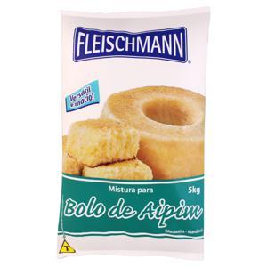 Mistura para Bolo Aipim Fleischmann Pacote 5kg