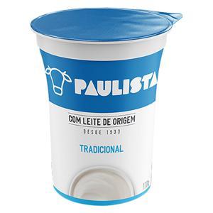 Bebida Láctea Fermentada Tradicional Paulista Pote 170g