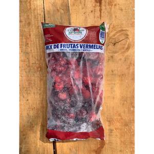 Mix de Frutas Vermelhas Congeladas - 500g