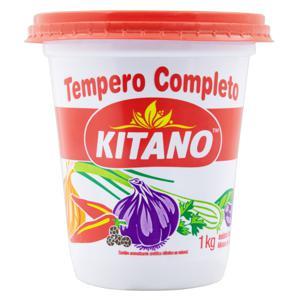 Tempero Completo com Pimenta Kitano Pote 1kg