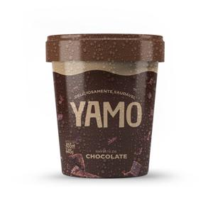 Sorvete de Chocolate 150ml - Yamo