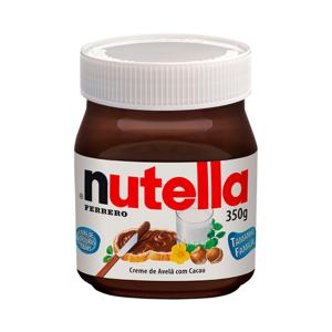 Creme de Avelã com Cacau Nutella Pote 350g