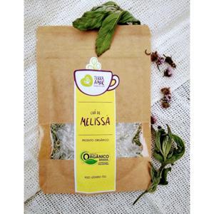 Chá orgânico Melissa - 15g