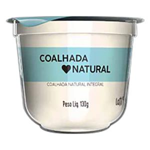 Coalhada Integral Natural Letti a² Pote 130g