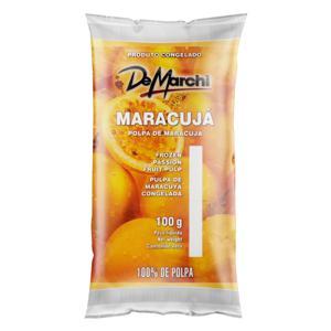 Polpa de Fruta Maracujá De Marchi Pacote 100g