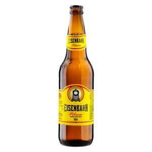 Cerveja Pilsen Puro Malte Eisenbahn Garrafa 600ml