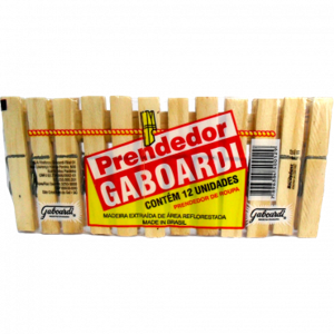 Prendedor Gaboardi 12Und