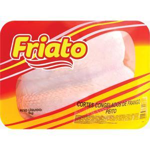 Peito de Frango FRIATO Congelado Bandeja 1Kg