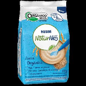 Aveia Orgânica Naturnes 170g - Nestlé