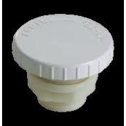 Oxigenador em Termoplástico Branco para Banheira