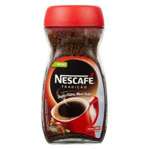 Café Forte Nescafé Tradição 200g