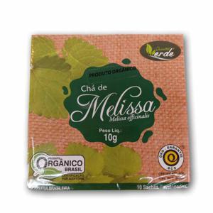 Chá Melissa - 10 sachês (10g)