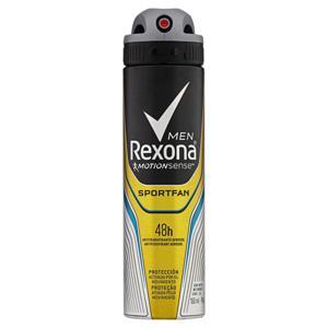 Desodorante Aerosol 150ml Rexona Masculino SportFan
