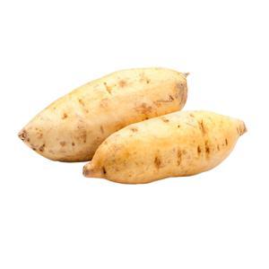 Batata doce branca orgânica (500g)