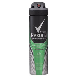 Antitranspirante Aerossol Quantum Dry Rexona Men Motionsense 150ml