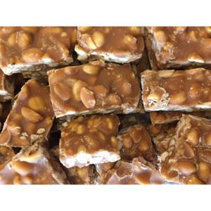 Pé de moleque (amendoim + rapadura) - 100g