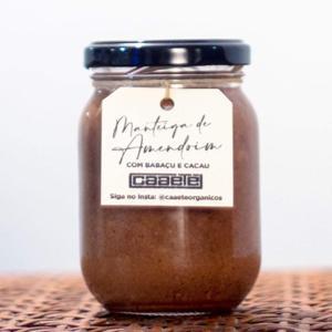 Manteiga de Amendoim com Babaçu e Cacau - 240g