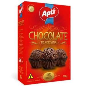 Chocolate em Pó APTI Tradicional 200g
