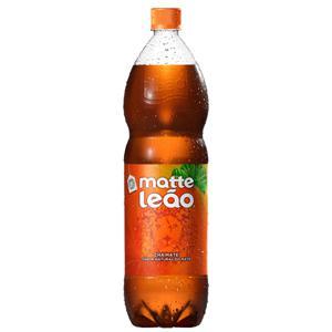 Chá Mate Natural LEÃO 1,5l