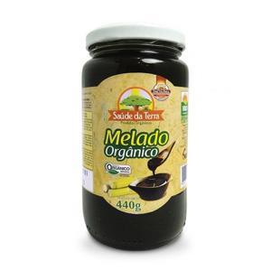 Melado de cana orgânico Saúde da Terra - 440 g