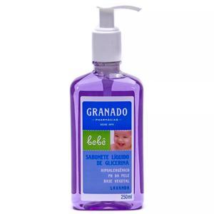 Sabonete Líquido GRANADO Bebe Lavanda 250ml