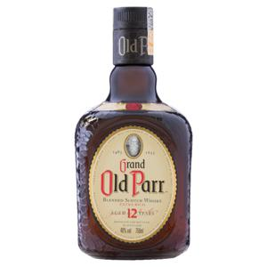 Whisky Escocês Blended 12 Years Grand Old Parr Garrafa 750ml