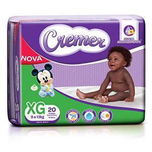Fralda Cremer Xg 20Un Disney Baby