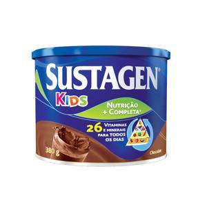 Alimento Nutritivo Sabor Chocolate SUSTAGEN Kids Lata 380g