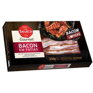 Bacon SEARA Gourmet Fatias 250g