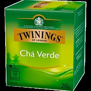 Chá Verde Twinings  10 Envelopes