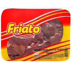 Fígado De Frango Friato 1Kg