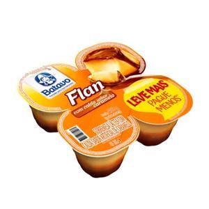 Sobremesa Flan Batavo Caramelo 400g