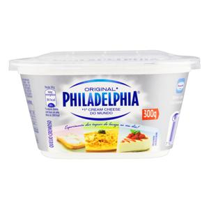 Queijo Cream Cheese Philadelphia Pote 300g
