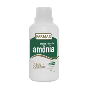 Amônia FARMAX 100ml