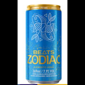 Cerveja Skol 269ml Beats Zodiac Elemento Água