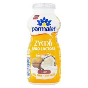 Bebida Láctea Fermentada Coco Zero Lactose Parmalat Zymil Frasco 170g