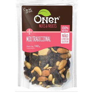Mix Nuts Tradicional Oner 140g