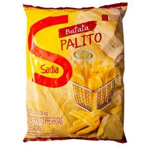 Batata Sadia Palito 1,050kg