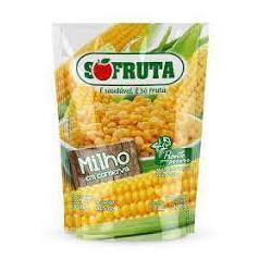 Milho Verde SO FRUTA Conserva Sache 200g