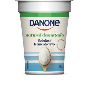 Iogurte Danone Natural Desnatado 160G
