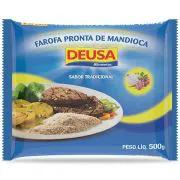 Farofa de Mandioca Deusa 500g