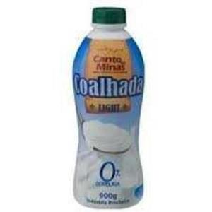 Coalhada CANTO DE MINAS Light 900ml