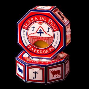 Queijo Serra do Pico (peça aprox. 500g) - Fazenda Carnaúba *medalha bronze Mondial du Fromage*