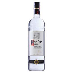 Vodka Destilada Ketel One Garrafa 1l