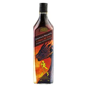 Whisky Escocês Blended A Song Of Fire Game Of Thrones Johnnie Walker Garrafa 750ml