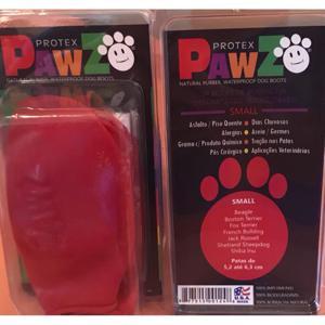 Pawz Botas Para Cachorros  Small 4 Unid