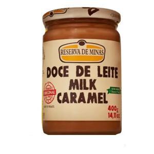 Doce De Leite Milk Caramel Reserva De Minas 400G